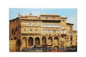 Imán plástico Palacio