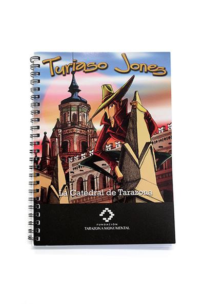 Libreta Turiaso Jones
