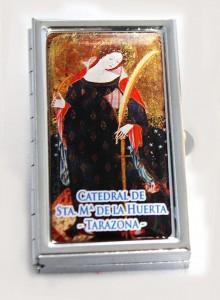 Pastillero Catedral de Sta. Mª de la Huerta