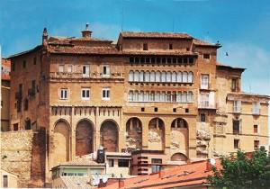Postal Palacio Episcopal