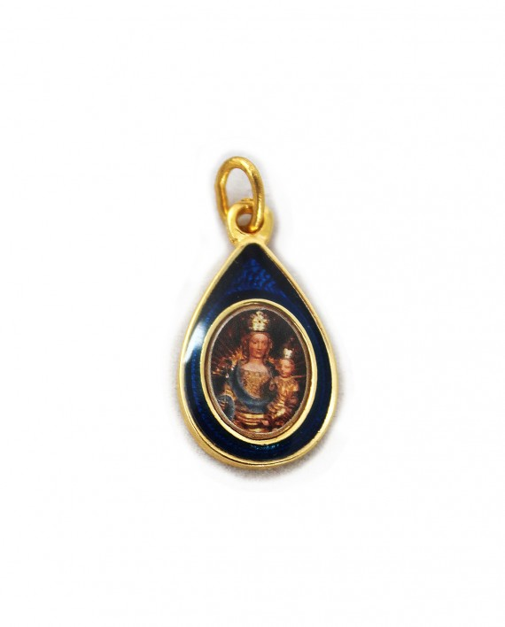 Medalla Virgen de la Huerta