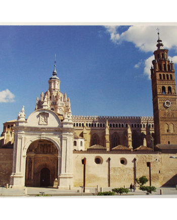 Postal Catedral baja